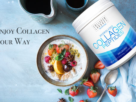 What's the Deal With Collagen Supplements?