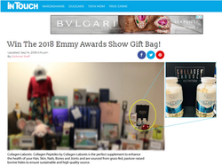 EMMY 2018 InTouch Sweepstakes 2 0914