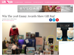 EMMY 2018 Life&Style Sweepstakes 2 0