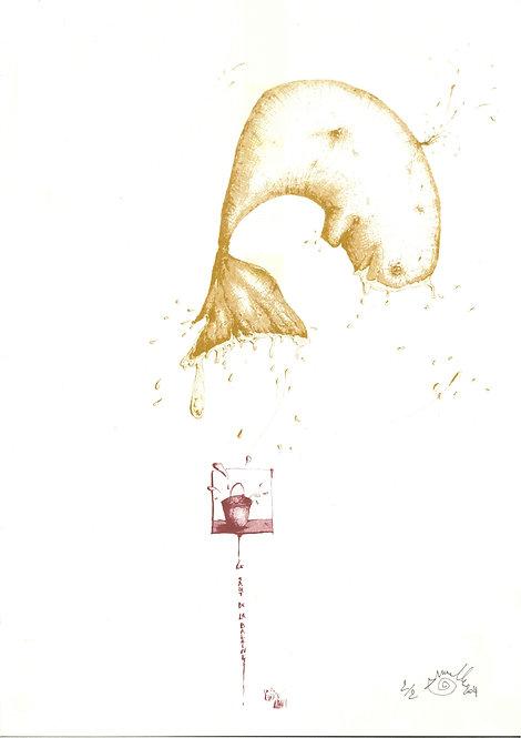 Le saut de la baleine