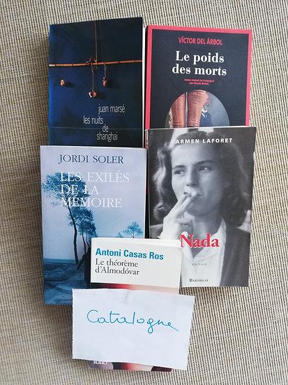 """Pack """"Catalogne"""""""