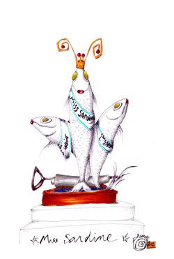 Miss Sardines