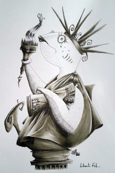 Liberty fish