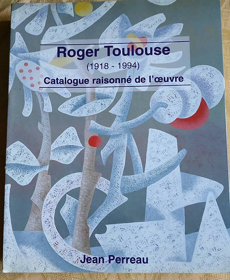 PERRAUT Jean, ROGER TOULOUSE  (1918- 1994)