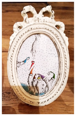 Blanche neige et les sept sardines_
