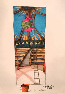Le  cirque1 répétition