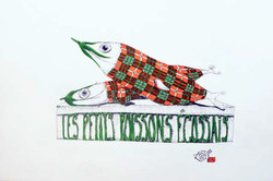 Les petits poissons écossais