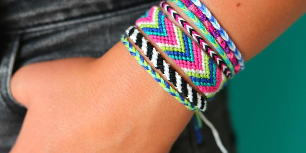 Wellness Workshop #8: DIY Friendship Bracelet