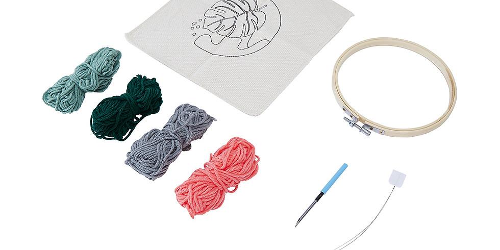 Giveaway: Punch Needle Kits