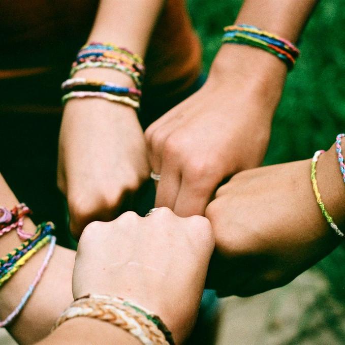 DIY Friendship Bracelet Giveaway