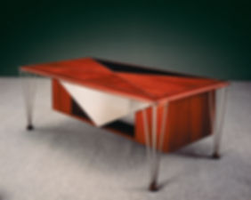 One of Kind business furniture.  Specifically design and built to your  esthetic and task needs.