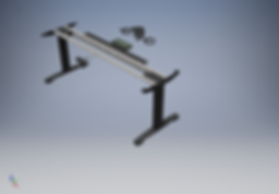 Adjustable height table bases.  Including T-leg and panel mount  assemblies.  Custom assemblies  available.