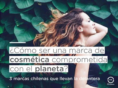 ¿Cómo ser una marca de cosmética comprometida con el planeta?