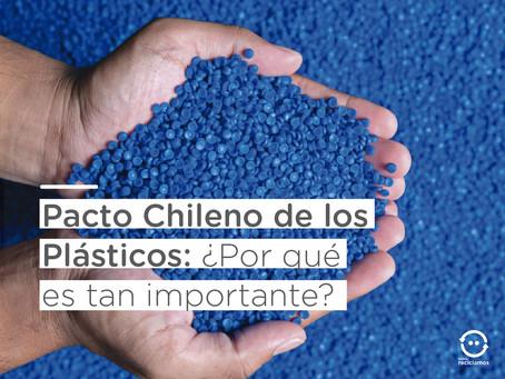 Pacto Chileno de los Plásticos ¿por qué es tan importante?