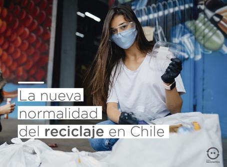 La nueva normalidad del reciclaje en Chile
