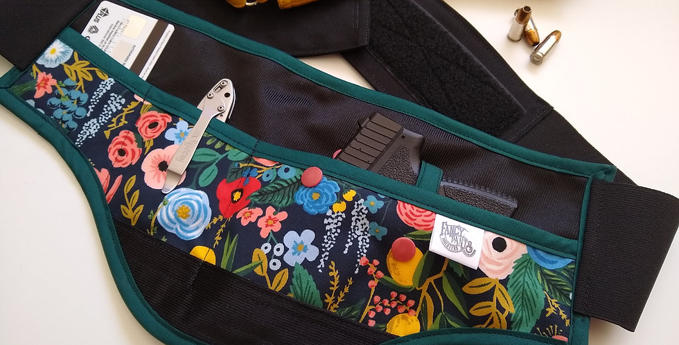 Concealed Carry Waist Holster - Garden
