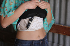 Fancy Pants Holsters concealed carry holster for women