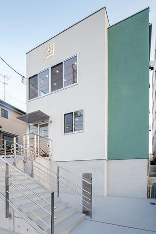 casa#012_歯科医院 新築工事