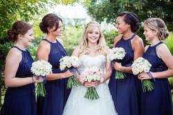 Lauren and Bridesmaids