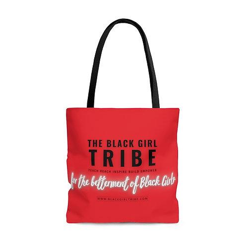 Regal Red BGT Tote Bag