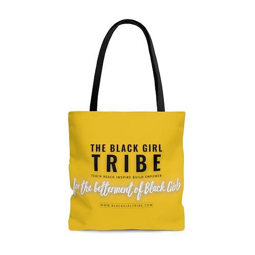Bold Gold Tote Bag