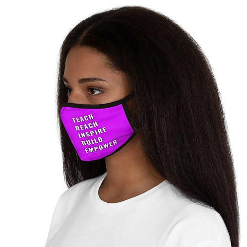 BGT Fitted Polyester Face Mask