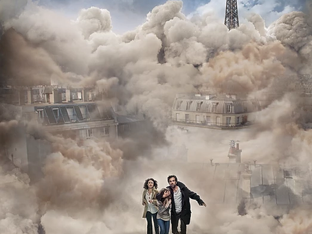 HOLD YOUR BREATH - Bencana di Kota Paris
