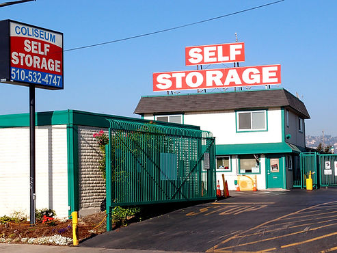 Self Storage Property Sale - Oakland California