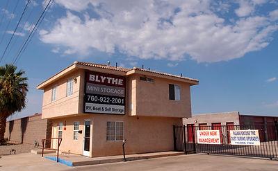 Blythe Mini Storage - Bancap Self Storag