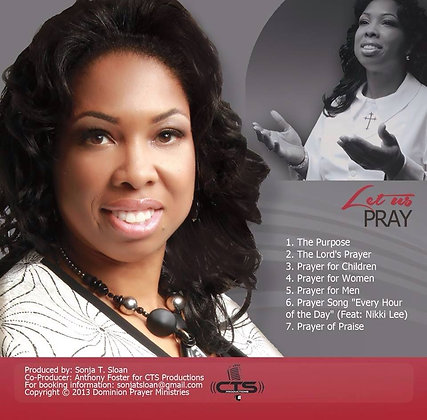Let Us Pray: Prayer CD