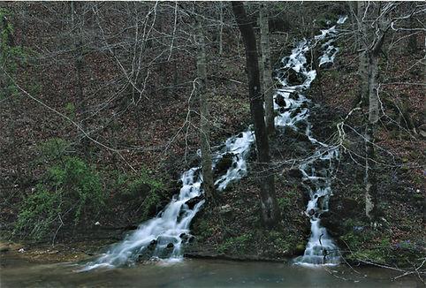 Beautiful scenery near Ponca Arkansas