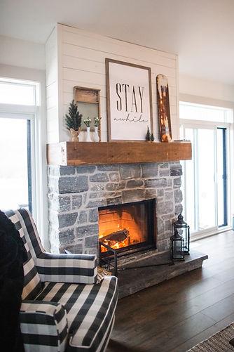 fireplace installation bucks county