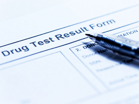 What to Do if You Fail a Drug Test
