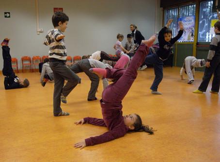 Riprendono i laboratori di Danza nelle scuole