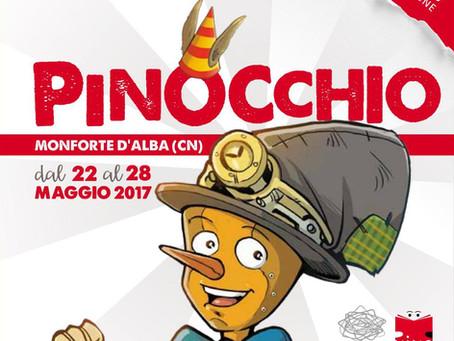 Pinocchio a Monforte d'Alba