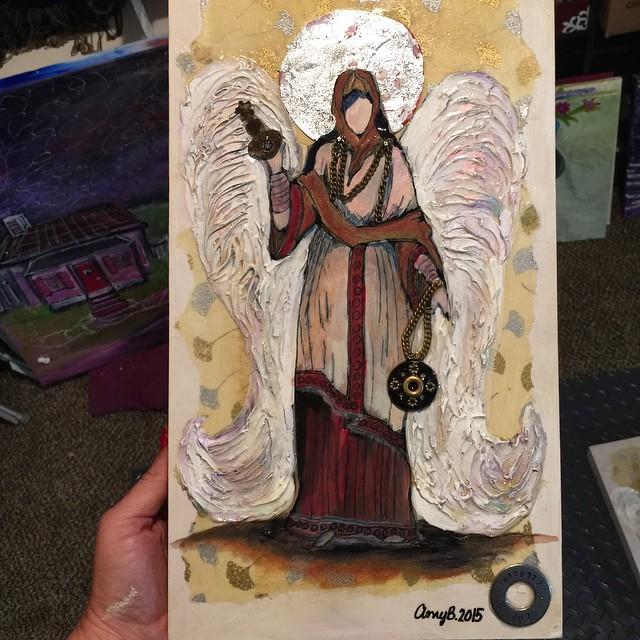 Elizabeth Angel #4