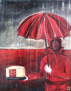 Red Velvet Rain