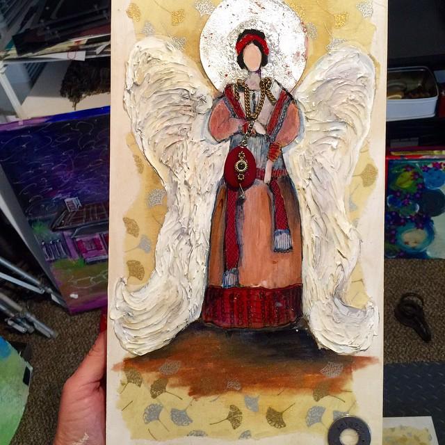 Elizabeth Angel #6