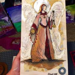 Elizabeth Angel #5