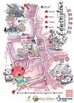 Edwinstowe Book Festival town map
