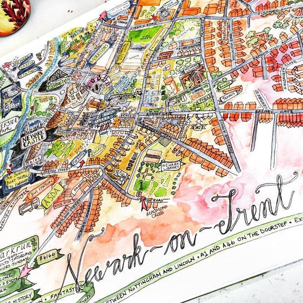 Newark on Trent