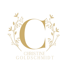 White and Gold Couple Monogram Logo 6.pn