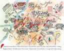 Newark Book Festival Guide map