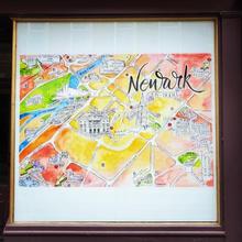 Newark on Trent Window