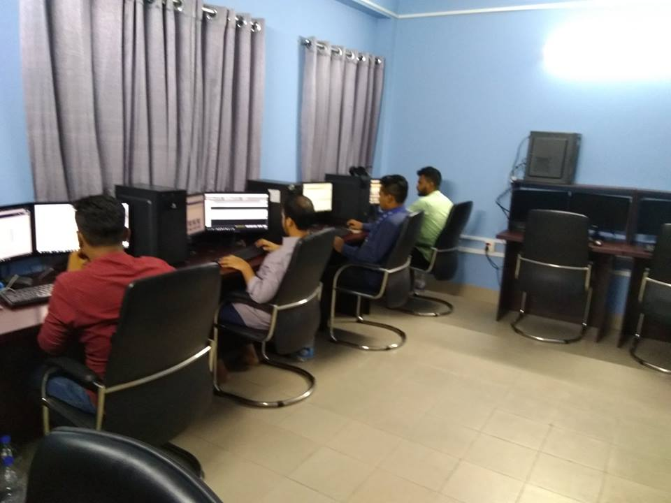 Office Pictures (2) - ASL BPO