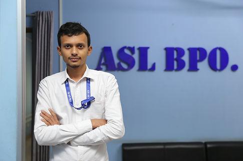 Shoeb ASL BPO Data Entry Team Member