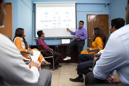ASL BPO Employee Training