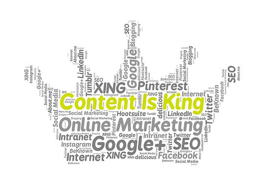 Content is King! | Content Marketing | ASL BPO