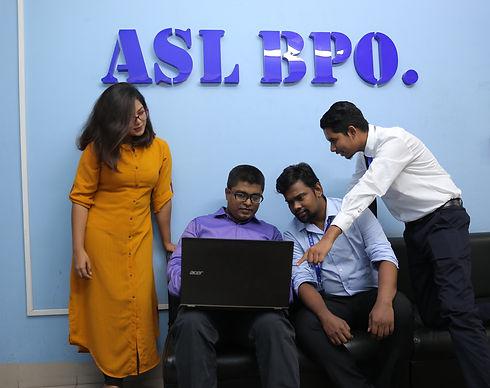 ASL BPO Team