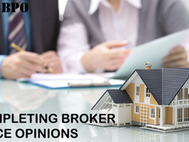 How to get Broker Price Opinion work? - A Complete Step-By-Step Guide